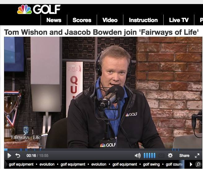 Golf Channel Jaacob Bowdens Golf Blog