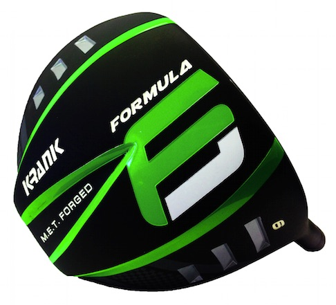 Jaacob Bowden currently plays the Krank Golf Formula 6 driver
